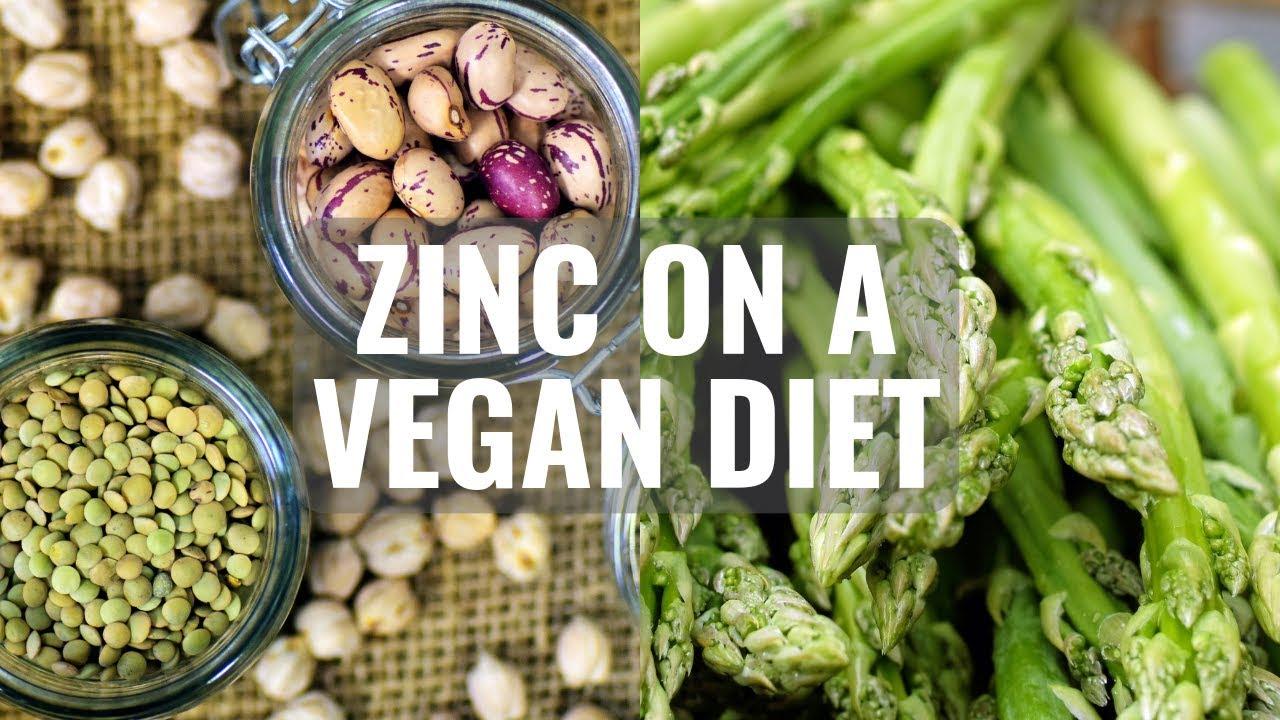 Zinc Deficiency on a Vegan Diet // NUTRITIONAL SPOTLIGHT ...