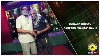 Survivor Of Assassination Attempt on Bob Marley & Survivor of Assassination of Peter Tosh
