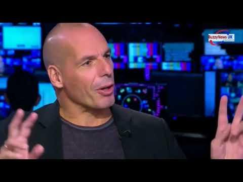 He's a bureaucrat! Greek debt crisis expert Yanis Varoufakis SHREDS Barnier's Brexit plan