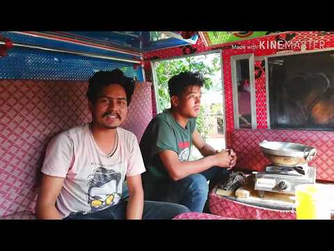 A Day Of Nepali Truck Driver || Funny & Memoriable Moments