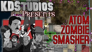 Atom Zombie Smasher - First Impression Review - Gameplay