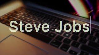 Steve Jobs- Fan-made title sequence