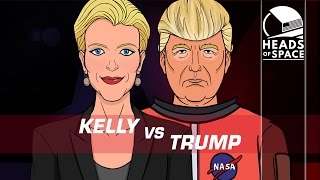 HEADS OF SPACE - #MegynKellyPresents Trump Interview (Ep.07)