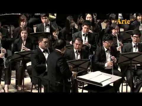 Sejong Wind Orchestra - The Last of The Mohicans - Arr. J. G. Mortimer