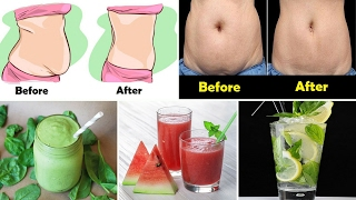 Burn Fat Fast for Forever With These 3 Weight Loss Smoothie Recipes / Weight Loss Plan