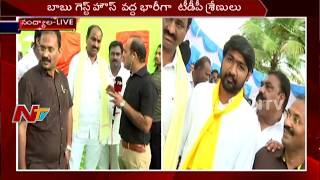Bhuma Brahmananda Reddy Face to Face || Nandyal || #NandyalByElection || NTV