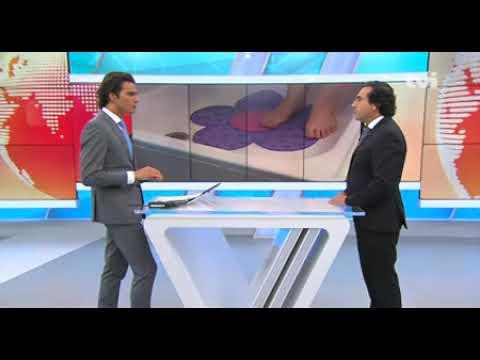 Entrevista Diário da Manhã - Dia do Podologista
