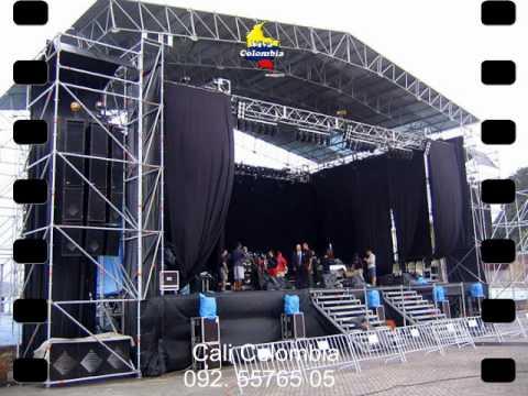 Sonido profesional, Ortegaproducciones Cali Colombia thumbnail