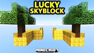 LUCKY SKY BLOCK! - DEALER VS TRITSUS!