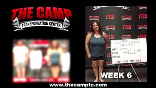 South Fort Worth TX Weight Loss Fitness 6 Week Challenge Results - Lusana D.