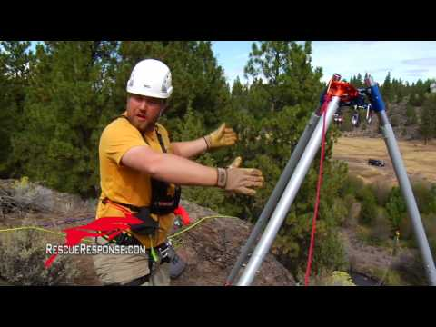 Cliff Rescue High Directional and Tracking Line, PART 2 CASE FILE  N.014 RESCUE RESPONSE TEAM