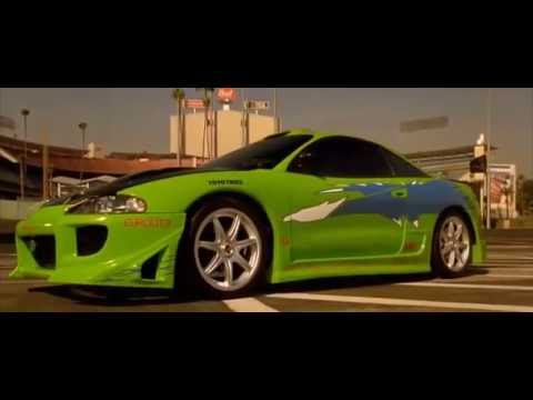 Nissan Skyline Fast And Furious 6