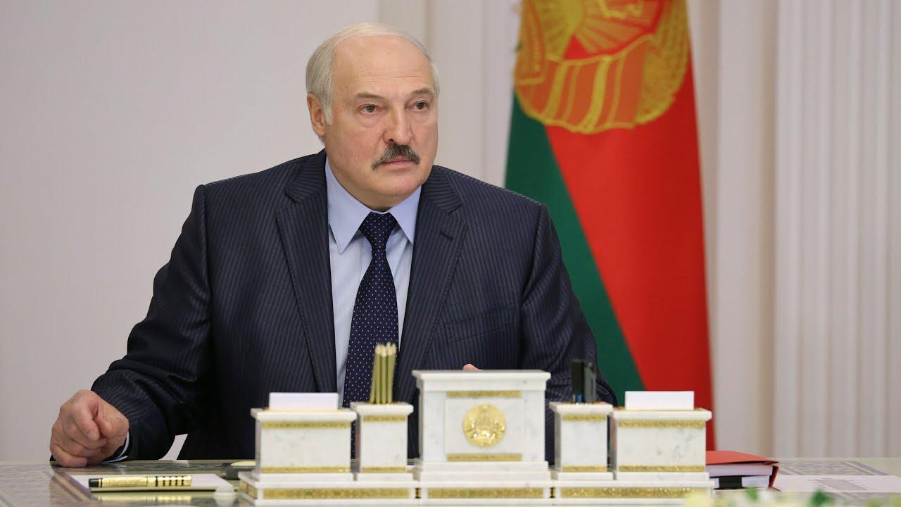 Лукашенко Не надо лишних слов Давайте конкретно предложения и последствия