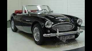 Austin Healey 3000 MK3 1964 -VIDEO- www.ERclassics.com