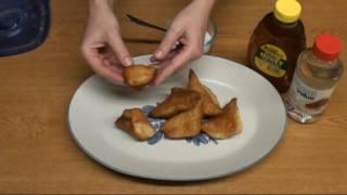 Fast & Easy Dessert! Sopapillas