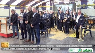 """La Banda di Fontanetto Po al Festival """"Michele Romana"""""""