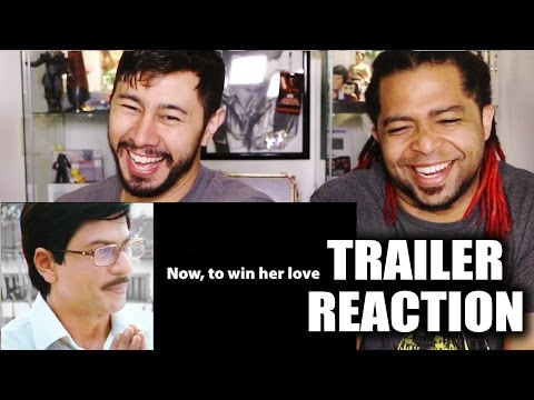 RAB NE BANA DI JODI Trailer Reaction by Jaby & Akasan!
