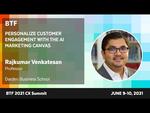 Personalize Customer Engagement with the AI Marketing Canvas