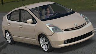 Toyota Prius 2005 drive (Links) - Racer: free game