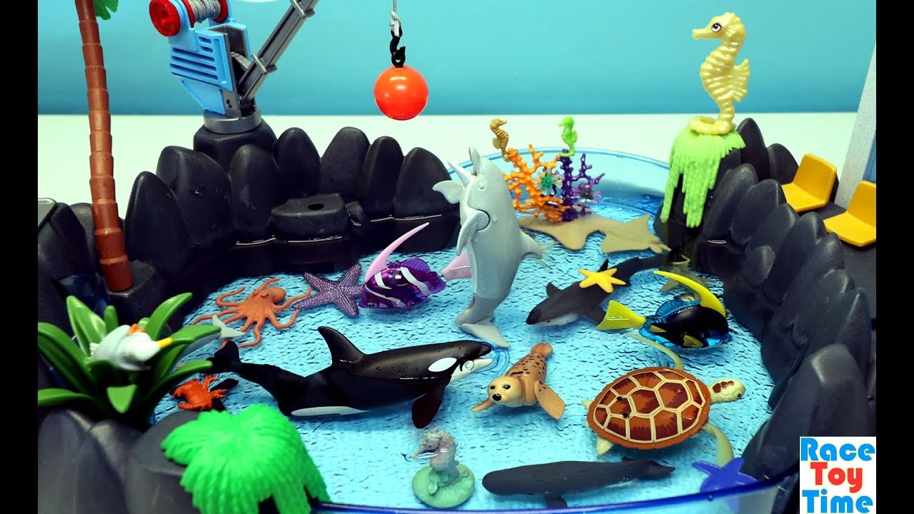 Image Result For Sea Animals Toys