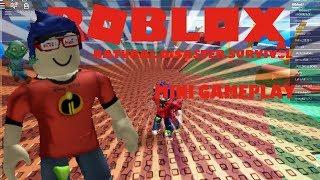 Roblox Mini-Gameplay