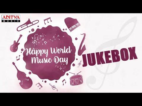 #HAPPYWORLDMUSICDAY Special Songs Jukebox | Latest Telugu Songs