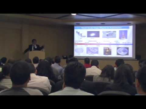 Conferencia: Desarrollo de la robótica