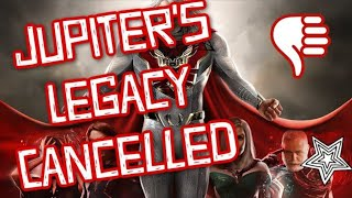 Jupiter s Legacy CANCELED As Netflix CONTINUES to RUIN Comic Book Adaptations