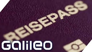 Selbstbedienungs-Passkontrolle am Flughafen | Galileo Lunch Break