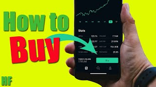How to Buy Your First Stock on Robinhood (Beginners Guide)