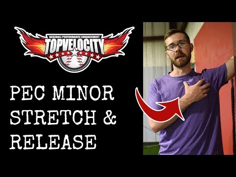 Pec Minor Stretch and Release for Thoracic Outlet Syndrome