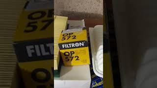 Какой фирмы выбрать масляный, воздушный, салонный фильтра! Обзор фильтров .