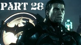 Batman: Arkham Knight Silent Playthrough Part 28 (END)