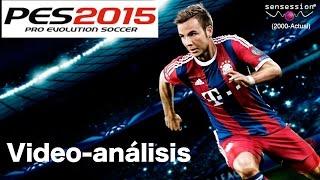 PES 2015 Análisis Sensession HD (Capturas PS4)