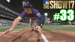 STEALING HOME TO TIE THE GAME IN THE 9TH! | MLB The Show 17 | Road to the Show #33
