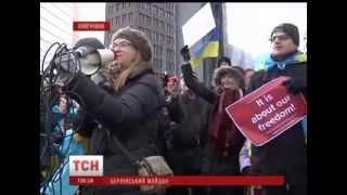 Європарламент ухвалить резолюцію щодо ситуації в Україні
