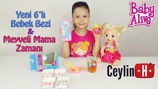 Video Baby Alive Canım Bebeğim Yeni Bebek Bezi ve Meyveli Mama Zamanı download MP3, 3GP, MP4, WEBM, AVI, FLV November 2017