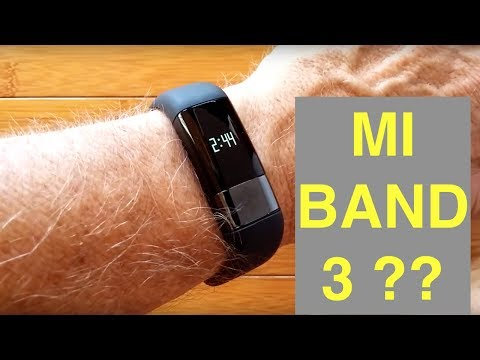 Xiaomi AMAZFIT Heart Rate ECG Smartband (MI Band 3): Unboxing and Review