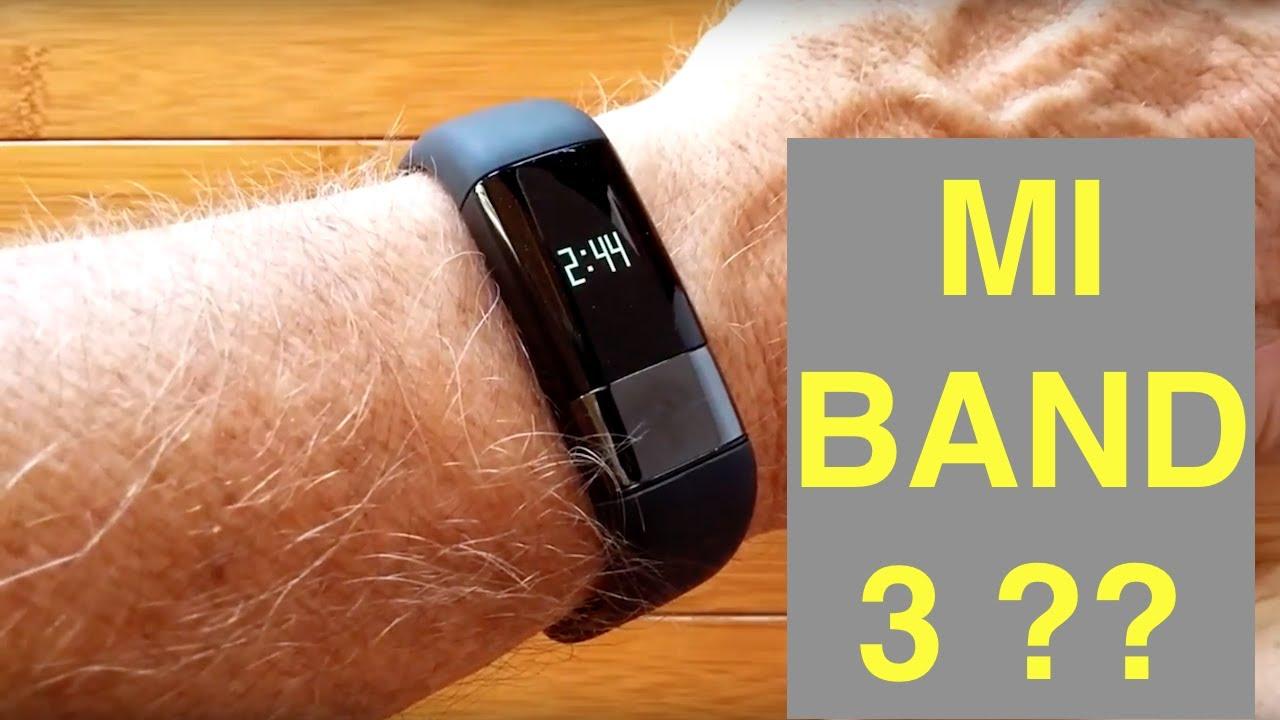 Xiaomi Amazfit Heart Rate Ecg Smartband Mi Band 3