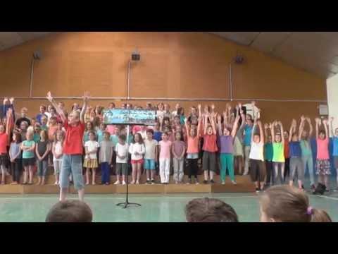 BUCHY école  Bernard LEMAISTRE 20 JUIN 2015