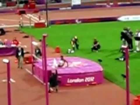 Paralympic Men's High Jump F42