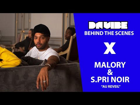 Youtube: BEHIND THE SCENES : MALORY x S.PRI NOIR – AU REVEIL