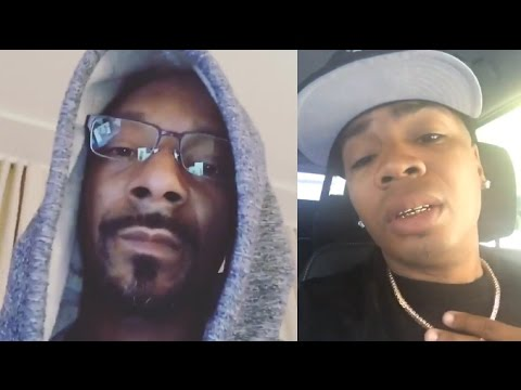 Snoop Dogg Plies Lil Bibby And Rae Sremmurd React To Trump Presidency