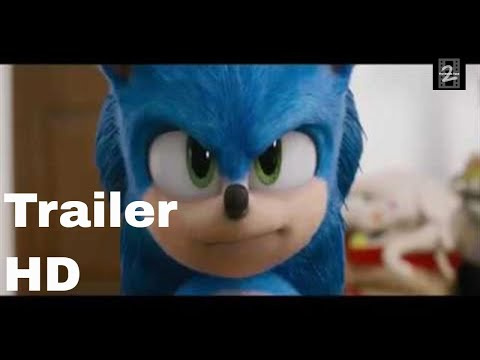 Sonic the Hedgehog International Trailer #1 (2020) | The Nerds Take 2