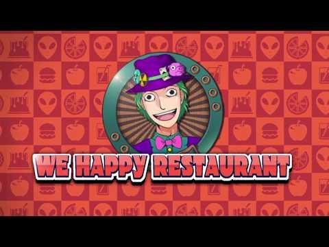 We Happy Restaurant - A Serious Sketchy Restaurant Simulator