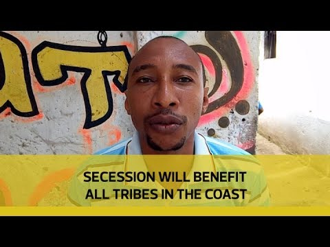 Secession will benefit all tribes in the Coast
