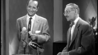 You Bet Your Life #56-19 Groucho versus a talent agent (Secret word 'Head', Jan 31, 1957)