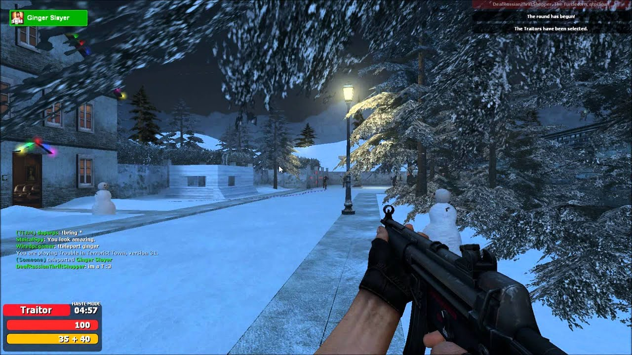 Trouble In Terrorist Town: Spreading Joy In Christmas Town    (TTT)