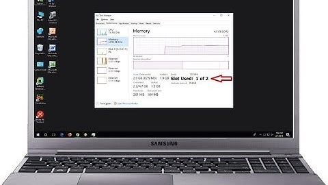 How to Check Number of RAM Slots Available in Laptop or PC (Easy)