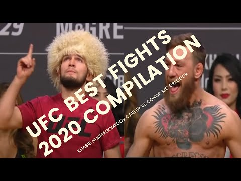 BEST UFC FIGHTS 2020 COMPILATION_FAST MOTION